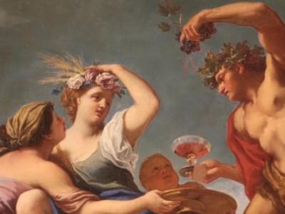 Restauro dei dipinti della Villa Reale di Monza